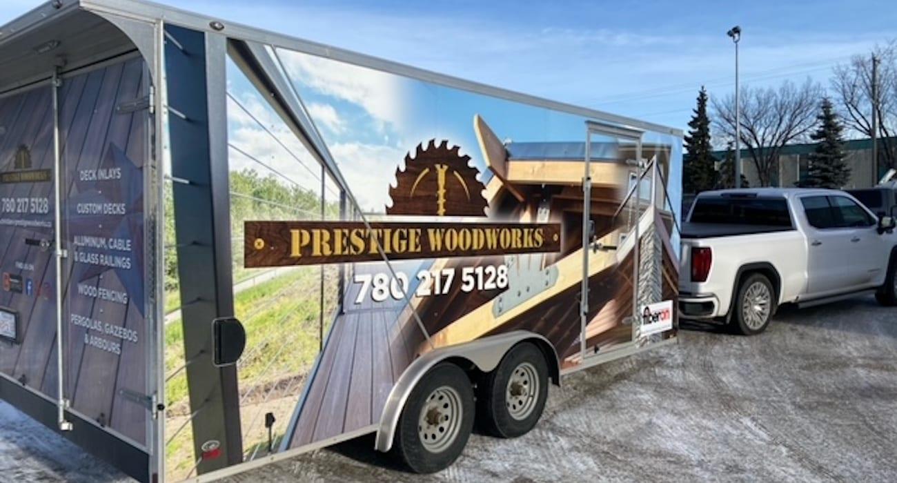 Christian Neudecker - Prestige Woodworks - Edmonton, Alberta