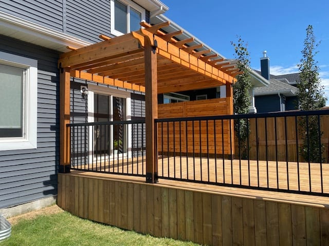 Prestige Woodworks - Christian Neudecker - Deck Contractor Pergola